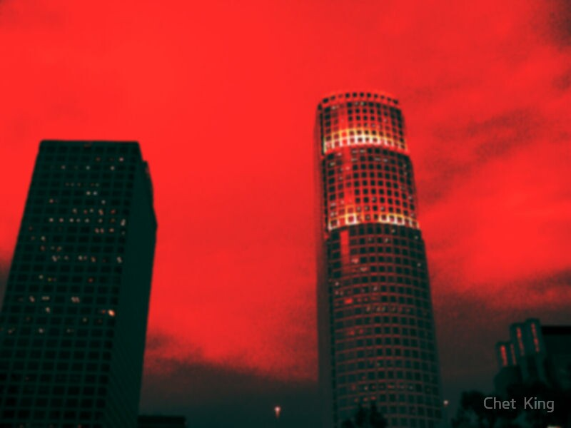 Towering Inferno by Chet  King
