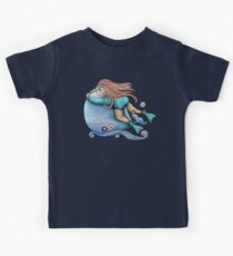 Save Our Whales TShirt Kids Tee