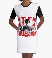 RTFM - MOSS Graphic T-Shirt Dress