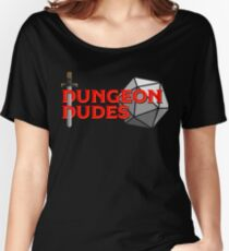 Dungeon Dudes Women's Relaxed Fit T-Shirt