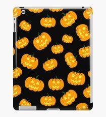 Jack-o'-lantern pattern iPad Case/Skin