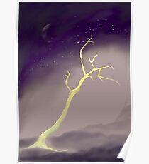 Reaching Tree Poster