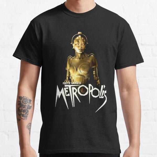 Fritz Lang - Metropolis Classic T-Shirt