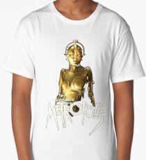 Fritz Lang - Metropolis Long T-Shirt