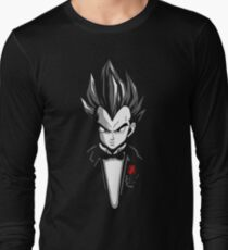 Dragon Ball Z - Vegeta Godfather Long Sleeve T-Shirt