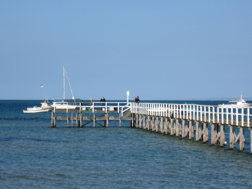 Sorrento Pier by Lee Revell