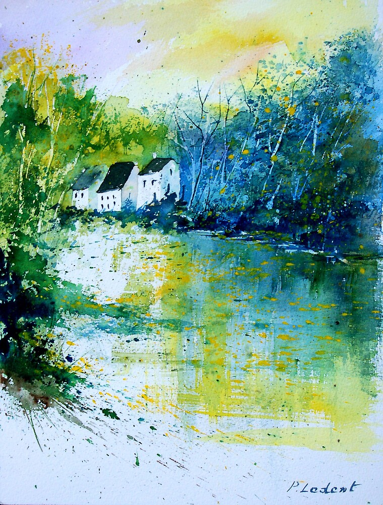 watercolor 3010008 by calimero