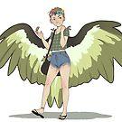 SpringAngel!Dean by EmmalenaGrace