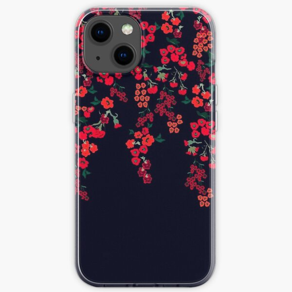 Rouge In Black Iphone Case  iPhone Soft Case