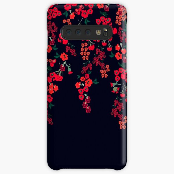 Rouge In Black Iphone Case  Samsung Galaxy Snap Case