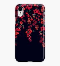 Rouge In Black Iphone Case  iPhone XR Case