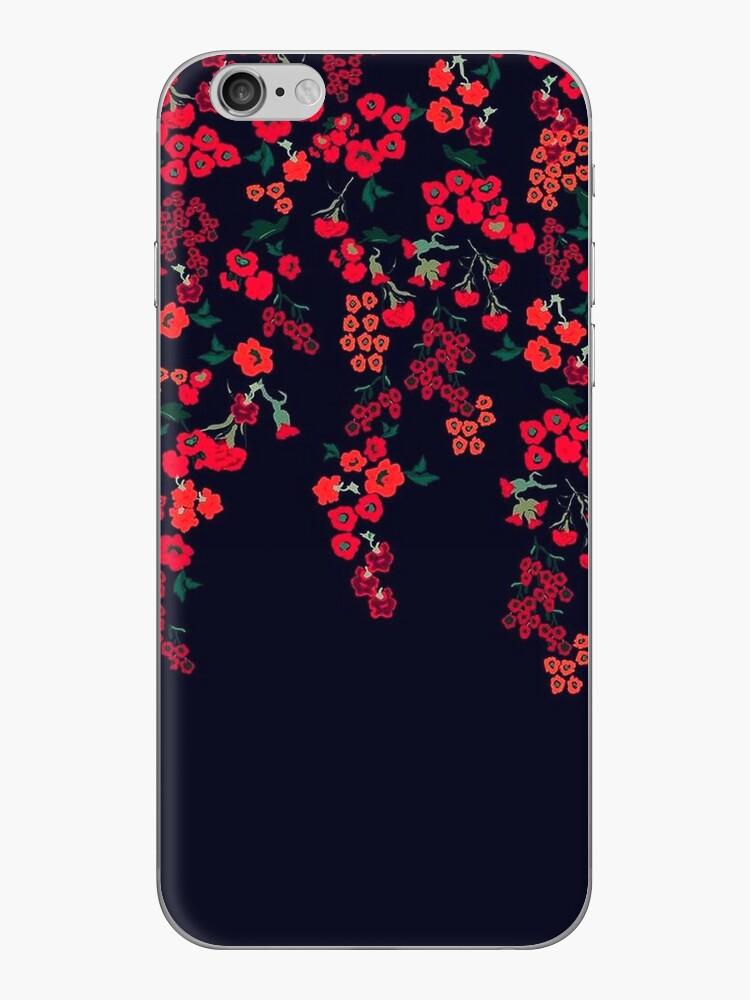 «Rouge en el estuche negro de Iphone» de wildberriesph