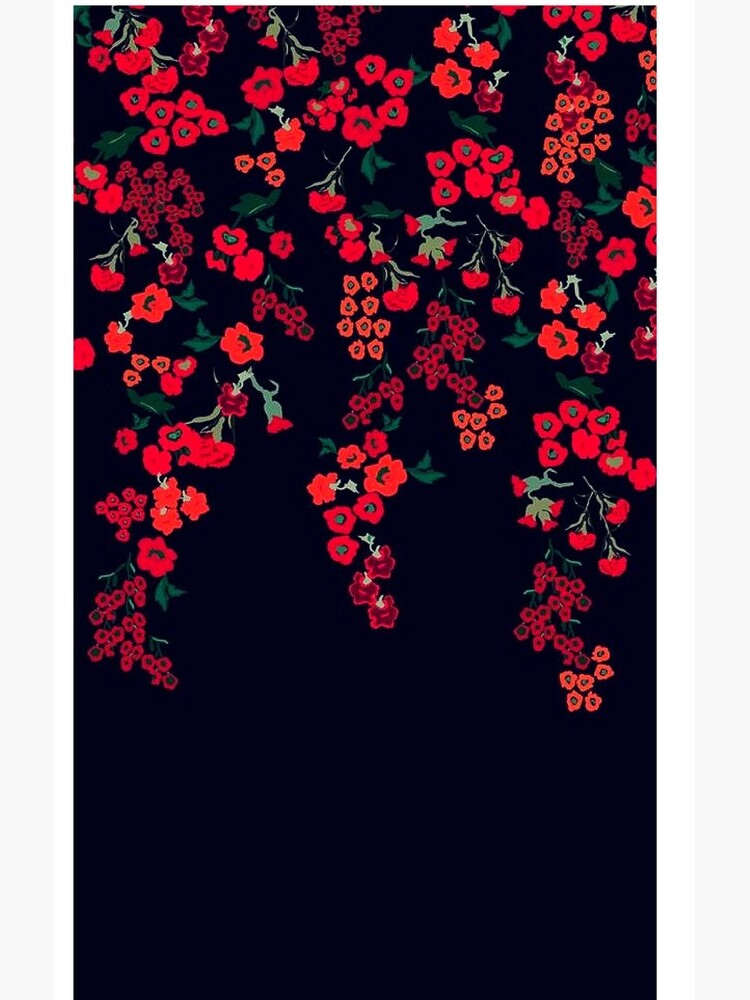 Rouge In Black Iphone Case  by wildberriesph