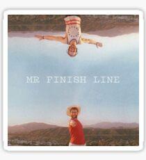 Vulfpeck Mr. Finish Line Sticker