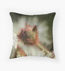 Bad Implants Throw Pillow