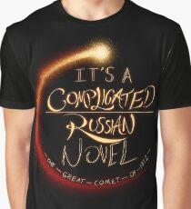 Comet Graphic T-Shirt