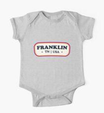 Franklin | Retro Badge Kids Clothes