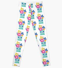 Bloom Where You Are Planted Leggings