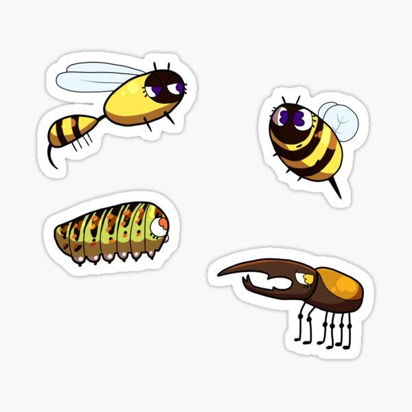 Bugaboos - Set 1 Sticker