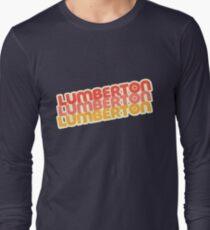 Lumberton, NC   Retro Stack T-Shirt