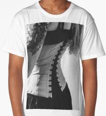 Corset Long T-Shirt