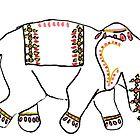 Elephant  by Toula  Toula