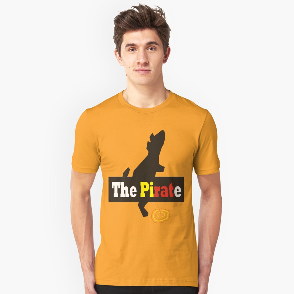The Pirate Unisex T-Shirt Front