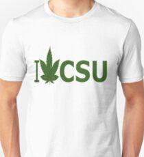 I Love CSU Unisex T-Shirt