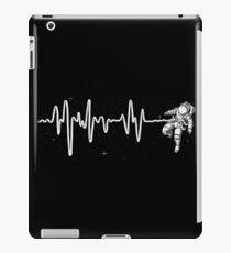 Space Heartbeat iPad Case/Skin