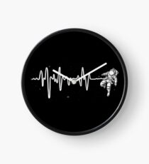 Space Heartbeat Clock