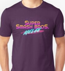 Super Smash Bros. MELEE Slim Fit T-Shirt