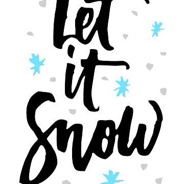 Let It Snow de rubenhoyu
