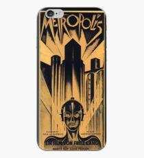 Metropolis - Fritz Lang, movie iPhone Case