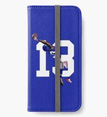 13 Odell catch 1 iPhone Wallet/Case/Skin