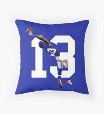13 Odell Catch 1 Throw Pillow