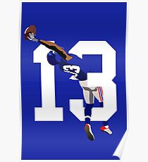 13 Odell catch 1 Poster