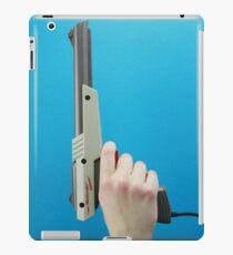 Zap Dem Ducks! iPad Case/Skin