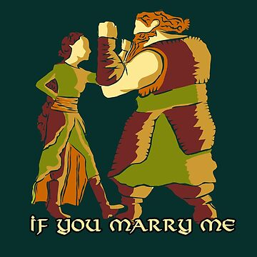 How to train your dragon 2 - If you marry me  by Domadraghi