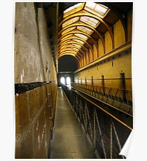 The Walk:Old Melbourne Gaol Poster