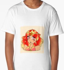 flame princess redo <3 Long T-Shirt