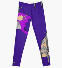Chibi 80's Shredder Leggings