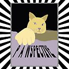 Pawspective Cat Art in Perspective by Melissa J Barrett
