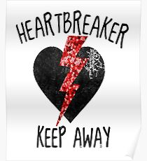 Heartbreaker Keep Away Poster