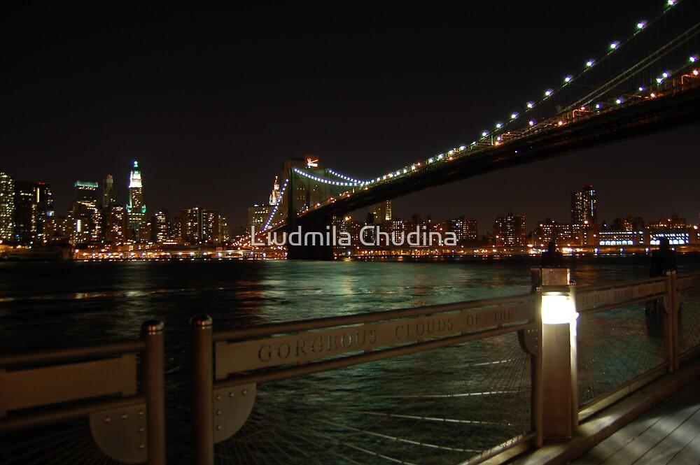 Bridge of NY by MiLa