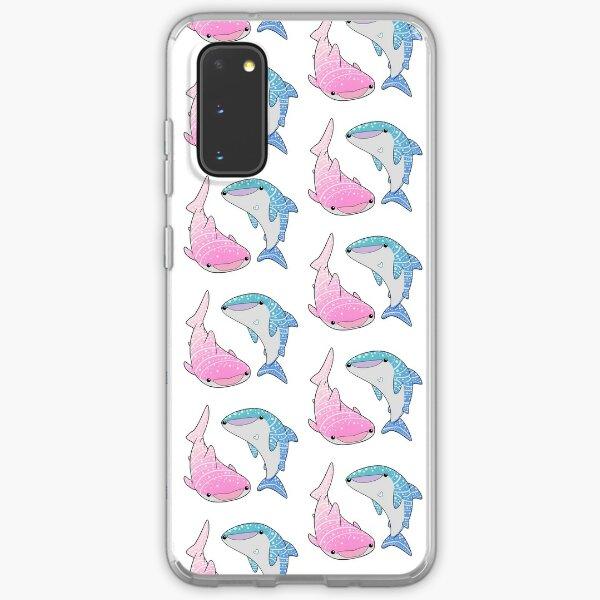 Fin-Tastic Whale Sharks Samsung Galaxy Soft Case