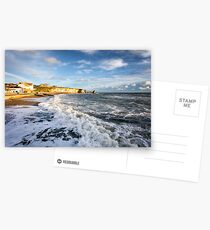 Freshwater Bay Beach Isle Of Wight Postcards