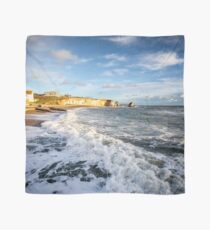 Freshwater Bay Beach Isle Of Wight Scarf