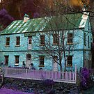 Windsor House, Walhalla by Bev Pascoe