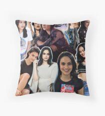 Camila Mendes - Veronica Lodge - Riverdale Throw Pillow