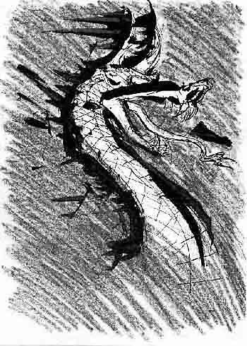 Dragon by Maestral
